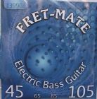 Fret-Mate Bass Stainless Steel Roundwound Medium 45-105 String Set 139908